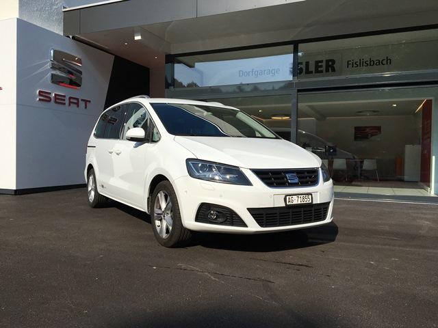 SEAT Alhambra 2.0 (Kompaktvan / Minivan)