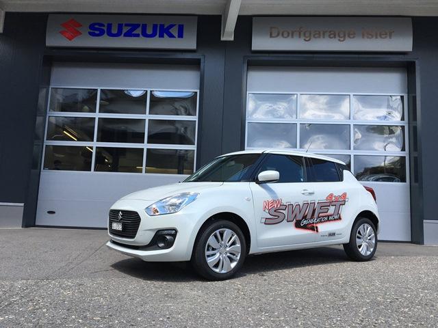 SUZUKI Swift 1.2 Compact (Kleinwagen)